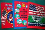 Patriotic Cloth Books