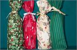 Christmas Wine Bottle Bags