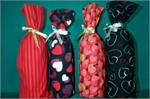 Valentine's Day Wine Bottle Bags