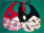 Baseball Travel Bibs
