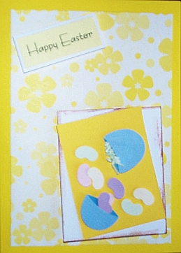 Easter Keepsake Greeting Cards